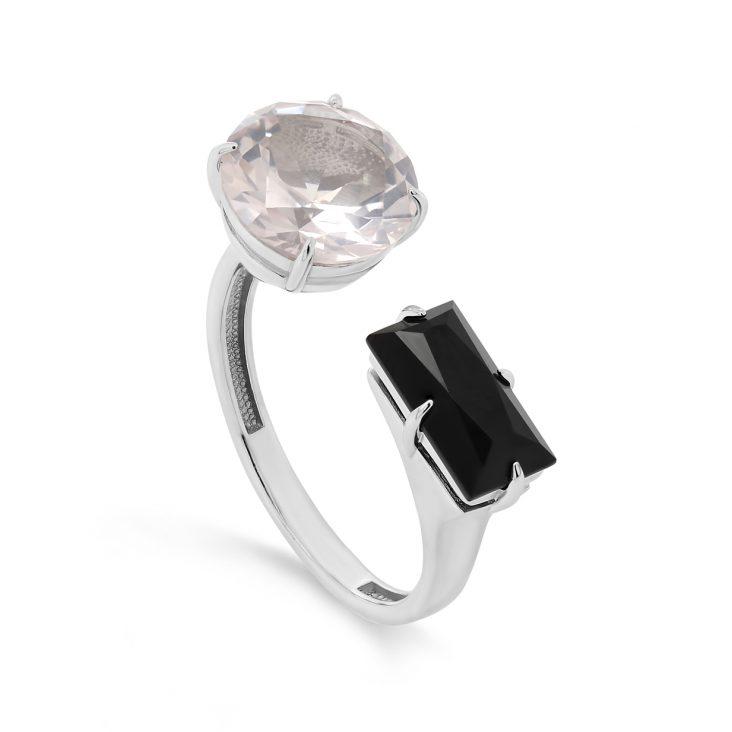 Кольцо 11-309-0100 серебро