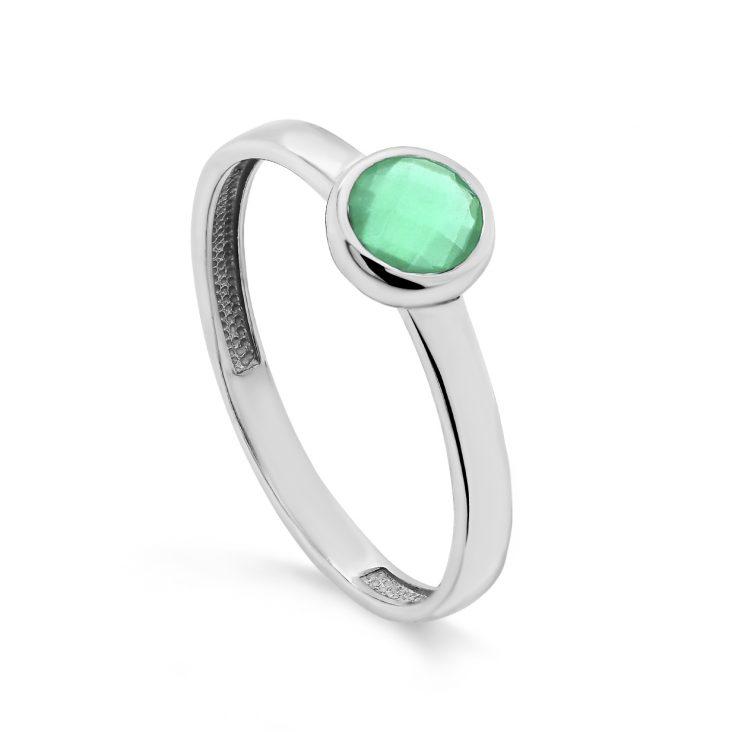 Кольцо 11-312-60400 серебро