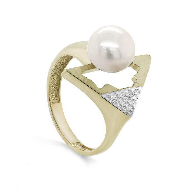 Кольцо 11-21400-1500 золото