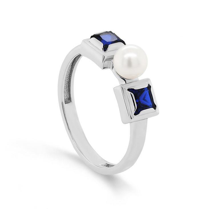 Кольцо 11-344-40800 серебро