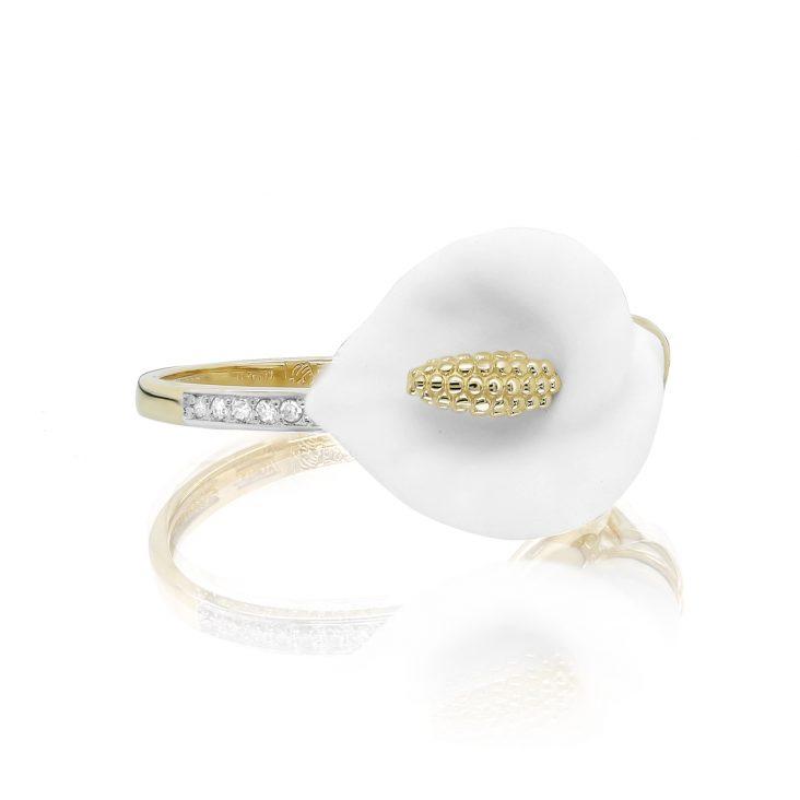 Кольцо 1-2540-1000 золото
