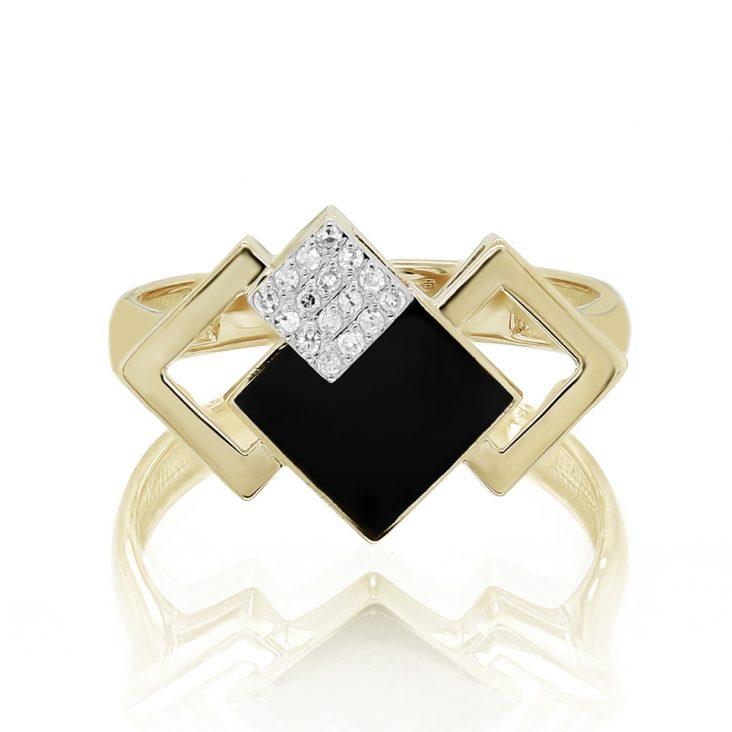Кольцо 11-21353-1002 золото