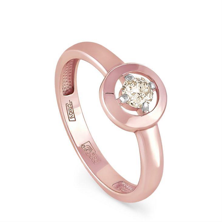 Кольцо 11-3889-9200 золото