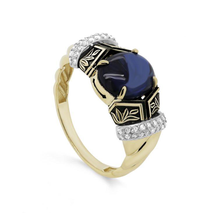 Кольцо 11-21346-9889 золото
