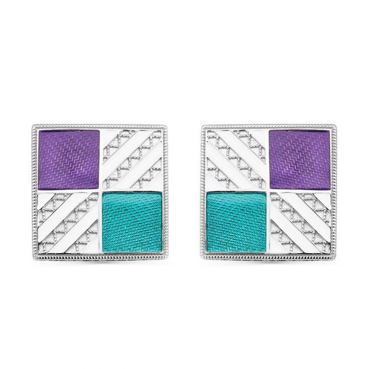 Серьги 12-343-7900 серебро