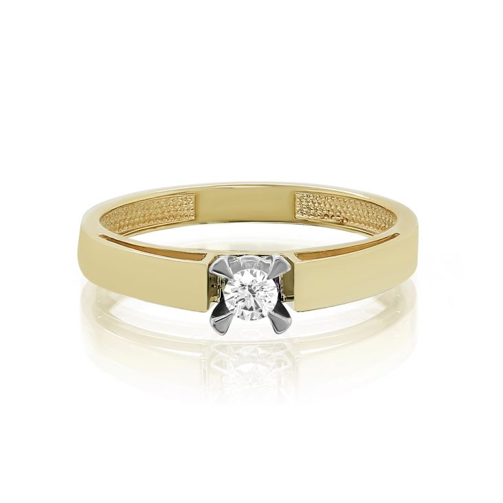 Кольцо 11-21393-1000 золото