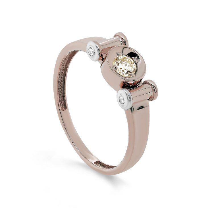 Кольцо 11-01432-9200 золото