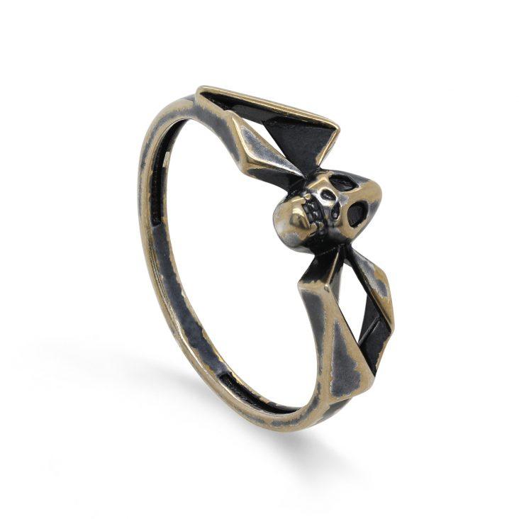 Кольцо 11-356-0098 серебро
