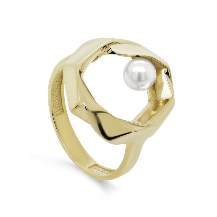 Кольцо 11-368-1531 серебро