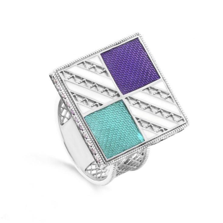 Кольцо 11-343-7900 серебро