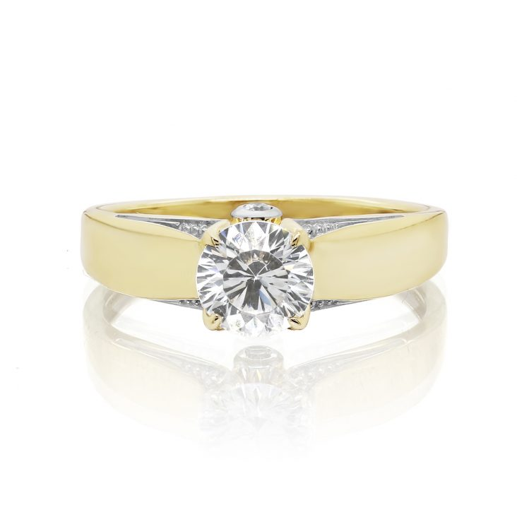 Кольцо 1-2541-20000 золото